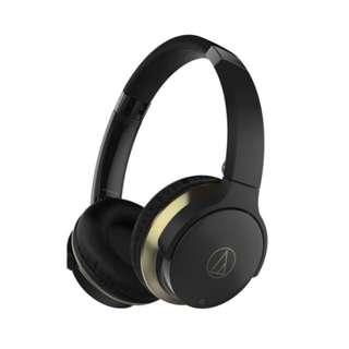 Audio Technica ATH-AR3BT Bluetooth Wireless headphone
