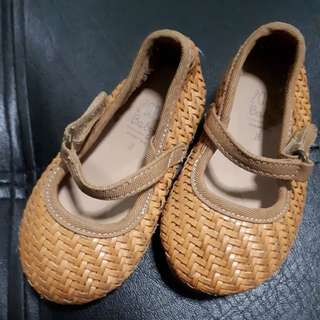 ZARA Baby Shoes (12cm)