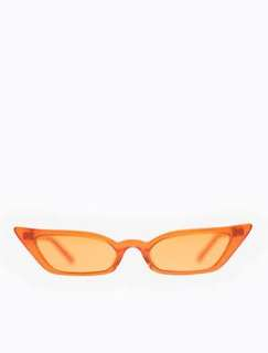 Orange Skinny Shades