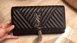 Ysl tassel sling bag