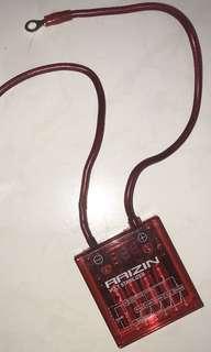 Raisin voltage stabilizer