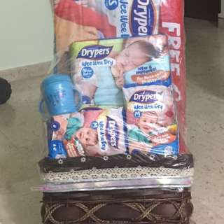 Dryers Diapers