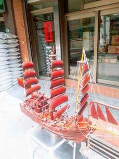 🚚 手工做的歐洲船