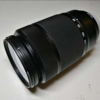 Fujifilm XC 55-230mm lens for sale.