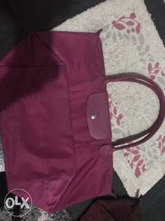 Longchamp Large Long Handle