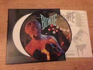 David Bowie Let's dance 舊日版 95%冇花