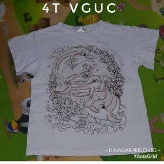 4t shirt