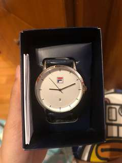 Fila watch 100% real and new