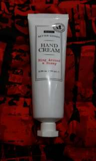 Bench Hand Cream