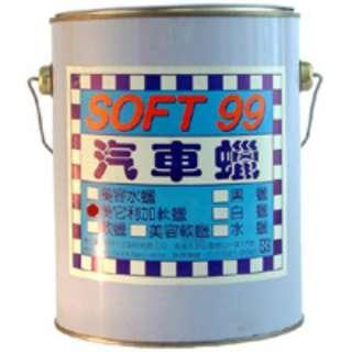 🚚 SOFT99   美它利加軟蠟(3KG)  附贈10個打蠟泡棉