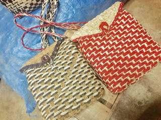 Native beach bags