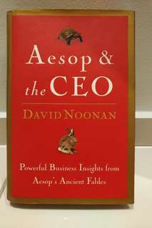 Aesop & the CEO