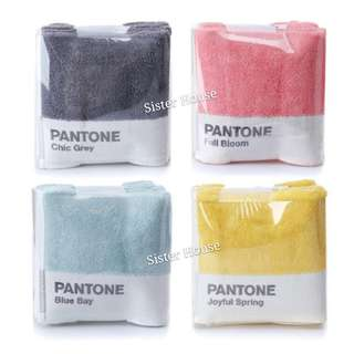 🇰🇷Pantone Towel Set 毛巾套裝