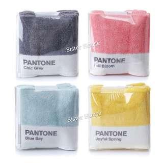 🇰🇷Pantone Towel Set 毛巾套裝