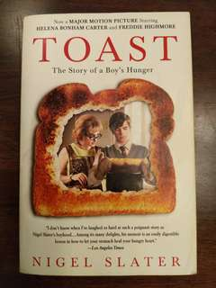 Toast - The story of a Boy's Hunger