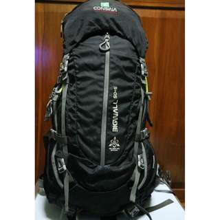 Carrier Consina Big Wall 55+5 L (Incl. rain cover)