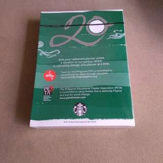 SALE!!!! Starbucks Planner