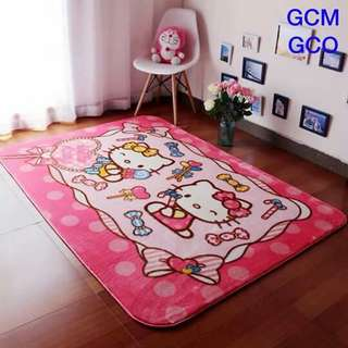 Hellokitty Carpet