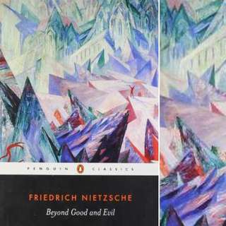 Beyond Good and Evil by Friedrich Nietzsche