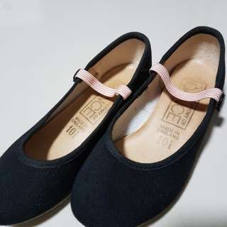 Ballet character shoes (low heels)
