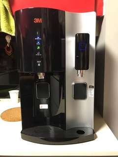 3M water dispenser hot cold room temperature