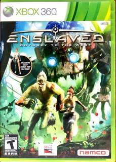 XBox 360 Game  - Enslaved Odyssey To The West