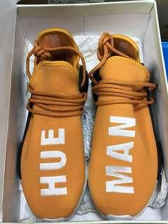 Adidas PW Hu V1 Tangerine US9.5 BN
