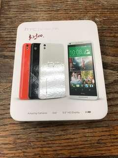 🚚 HTC Desire816 粉橘色