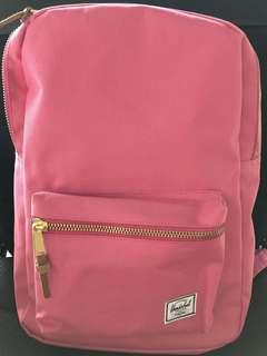 Herschel pink backpack