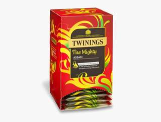 Twinings THE MIGHTY ASSAM - 15 PYRAMID BAGS (INDIVIDUALLY WRAPPED) 川寧阿薩姆紅茶15個茶包(獨立包裝)