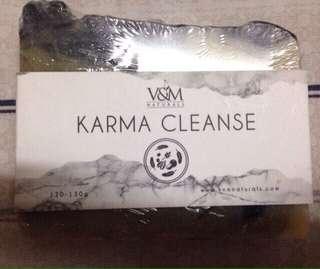 V&M Karma Cleanse organic bath soap Venus and mars