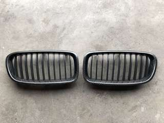 BMW F30 Carbon Front Grille