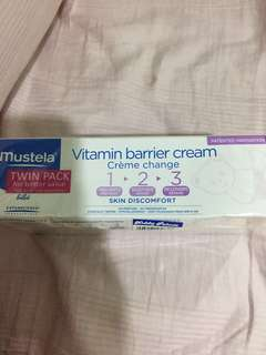 Mustela Cream Bearier