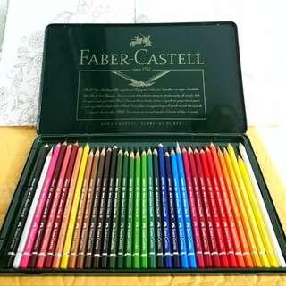 德國輝柏 綠盒 專家級 水性 色鉛筆 36色