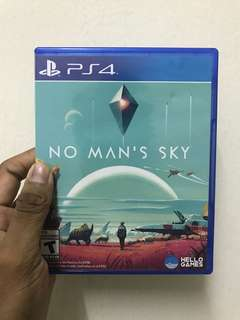 Ps4 No Man's Sky