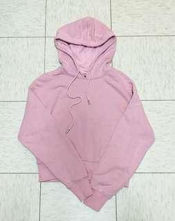 Bershka Pink Hoodie 粉紅衛衣