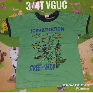 3/4t shirt