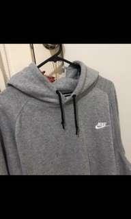 Grey Nike jumper