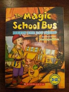 Magic School Bus DVD - Decomposition (P6 Science)