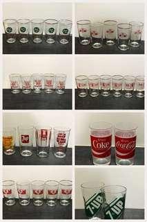 GARAGE SALE: Rare vintage drinking glass