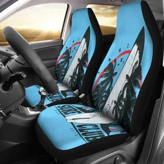 Surf Florida Club Car Seat Covers