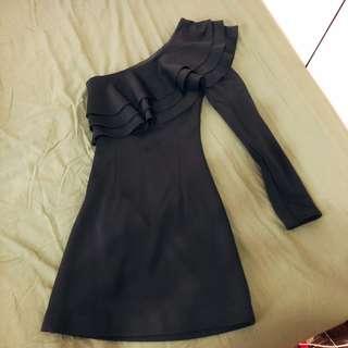 🚚 材質 質感超好 韓國合身剪洋裝