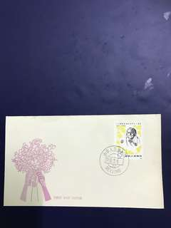 China stamp-1980 J53 FDC