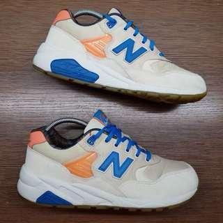 New Balance 580 Men's RevLite [Beige - Blue -Orange]