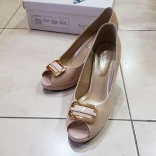 🚚 Keeley ann 魚口鞋