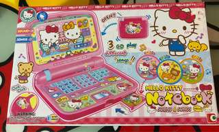 Hello Kitty Notebook Sound & Songs