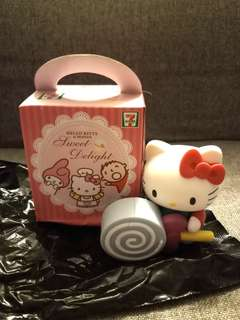 Hello Kitty 7-11 收藏