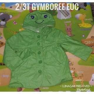 2/3t jacket w hood
