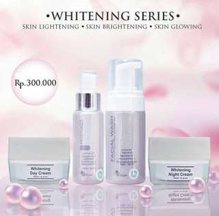 MS GLOW WHITENING series