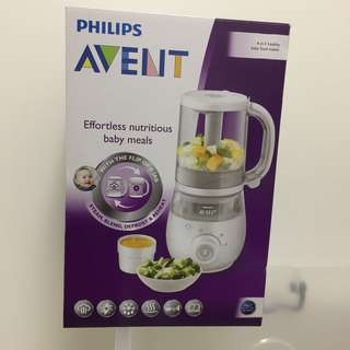 Philips Avent 4-1 Baby Food Maker